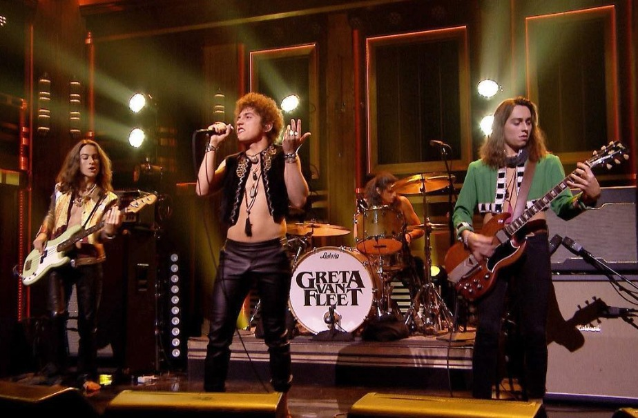 Greta Van Fleet Tickets